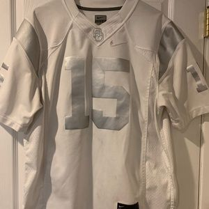 USC Nike Platnium Collection Football Jersey